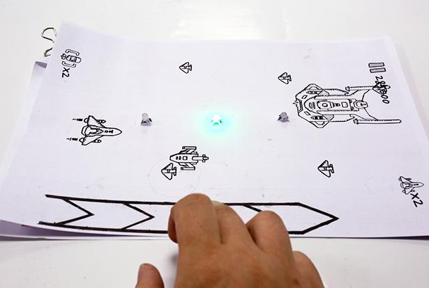 本期主题盒子是通过电学知识,进行导电面团和纸电路的制作.