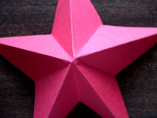 折纸星星_拉比盒子专注3-7岁儿童动手教育-拉比盒子3